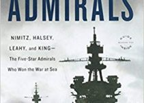 The Admirals book cover