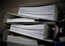 pile of text documents